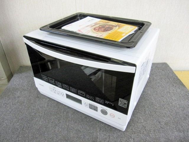 香菜横浜市にて 東芝 石窯オーブン スチームオーブンレンジ ER-R6 2017年製 を出張買取しました