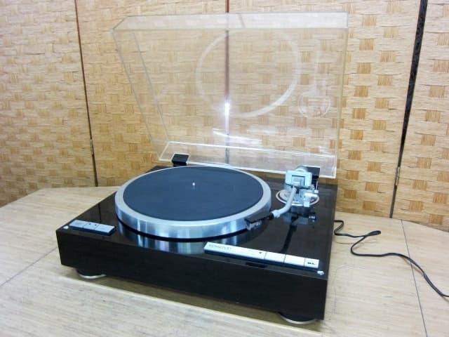 小平市にて ケンウッド レコードプレーヤー KP-990 ジャンク品 を出張買取しました