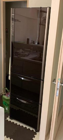 府中市にて 冷蔵庫 日立 R-S3700EV 2014年製 を出張買取致しました