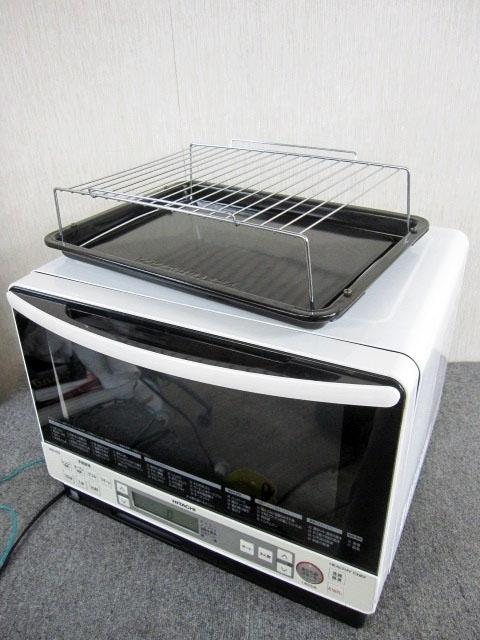 東京都世田谷区にて 日立 過熱水蒸気オーブンレンジ MRO-RS8 2015年製 を出張買取しました
