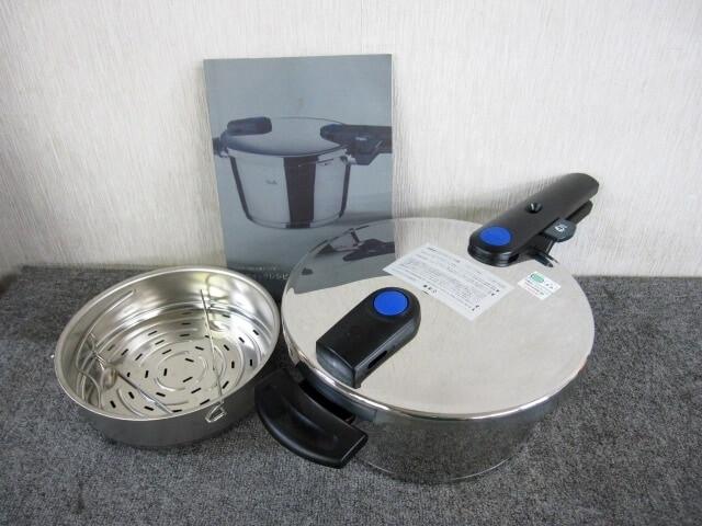 フィスラー ビタクイック 3.5L 圧力鍋 600-300-03-073