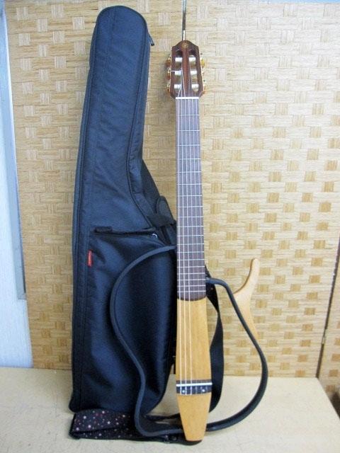 YAMAHA サイレントギター SLG-100NW ソフトケース付き