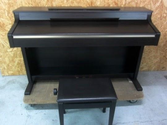 東京都練馬区にて 電子ピアノ ヤマハ 88鍵 クラビノーバ  CLP-340 2009年製 を出張買取致しました