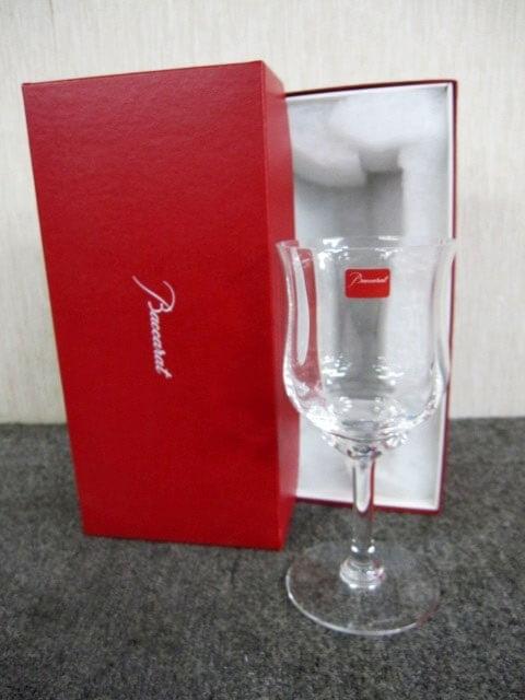 バカラ クリスタル ワイングラス