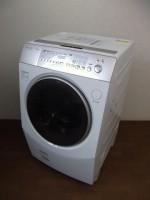 SHARP シャープ ドラム式洗濯機 13年製 ES-V530-NL
