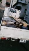 横浜市瀬谷区で物置の解体作業致しました!