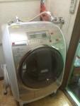 ドラム式洗濯機 買取-八王子市へ家電の出張買取!