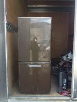 NR-B144W パナソニック 冷蔵庫 2012年