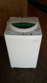 東芝 洗濯機 AW-605 2013年