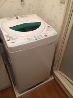 東芝 洗濯機 4.2K AW-605 2013年
