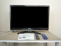 東芝レグザ 37型液晶テレビ 37Z7000 09年製 リモコン付