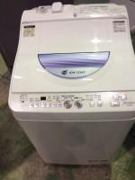シャープ 乾燥付洗濯機 ES-TG55LA 2012年