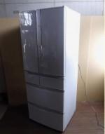日立 6ドア冷凍冷蔵庫 真空チルド 520L R-SF52ZM 10年製