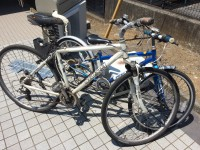 自転車無料回収