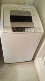 BW-D8KV 日立ビートウォッシュ 洗濯機 2010年