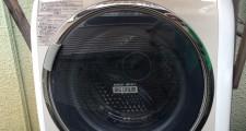 日立 ドラム式洗濯機 BD-V5500R 2013年製