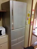 冷蔵庫 GR-341GS 東芝 2011年製造