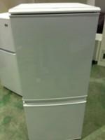 シャープ 冷蔵庫 SJ-14W 2011年製造