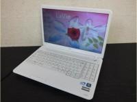 NEC LaVie Win7 ノートパソコン PC-LS150DS6W