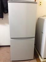 冷蔵庫 シャープ SJ-14T 2011年製造
