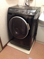 パナソニック ドラム式洗濯機 エコナビ 2012年製造 NA-VD210L
