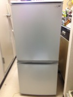 冷蔵庫 シャープ SJ-14S 2010年製造