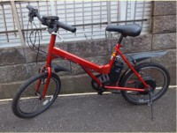 IGNIO 電動自転車 スポーツタイプ 6段変速 20インチ IGEAB-01