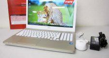 富士通 FMV LIFEBOOK ノートPC A42B2G_Win10