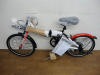 折たたみ自転車買取 「ドゥカティ SDF-206」売るならアシスト