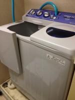 2層式洗濯機 東芝 2010年製造 VH-45E2