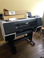 エプソン「プロッタ PX-F8000」を相模原市で出張買取