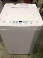 アクア 洗濯機 AQW-S451 2011年製