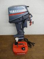 ヤマハ 船外機 8馬力〔8CM 6N0-S〕を買取ました。