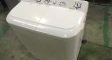 2層式洗濯機 ハイアール
