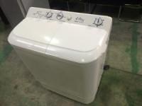 2層式洗濯機 ハイアール JW-W40D 2010