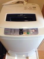 八王子市でハイアール洗濯機を買取ました。