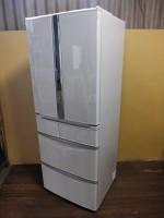 日立 475L 6ドア冷凍冷蔵庫 真空チルド R-SFR48M2 12年製