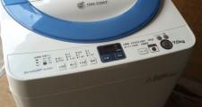 相模原市にてシャープ 洗濯機 7.0Kg 2013年製造 ES-GE70Nを買取ました。