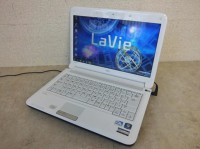 NEC LaVie Celeron 1.60GHz PC-LE150H2 オフィス付