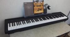 YAMAHA ヤマハ 88鍵電子ピアノ P-95B 12年製