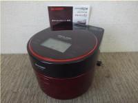 SHARP ヘルシオ IHジャー炊飯器 5.5合炊 KS-PX10A-R
