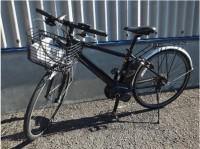 パナソニック ジェッター 電動アシスト自転車 BE-ENHC782