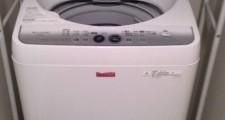 洗濯機 シャープ 2011年 ES-F45LC
