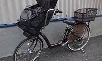 自転車 アンジェリーノ ブリジストン