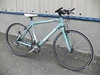 八王子市にてロードバイク [ ビアンキ ローマⅡ ] を出張買取いたしました。