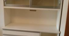 レンジボード 食器棚 W120 出張買取