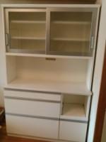 西東京市にて食器棚(レンジボード)出張買取いたしました