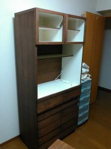 ウニコ 食器棚 松本木工