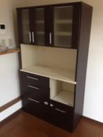 レンジボード ニトリ 食器棚