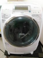 日立 ドラム式洗濯機 BD-V3200L 2010年製